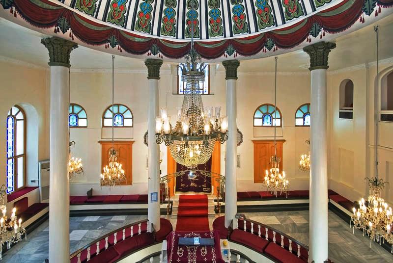 Bursa Synagogue geruş synagogue